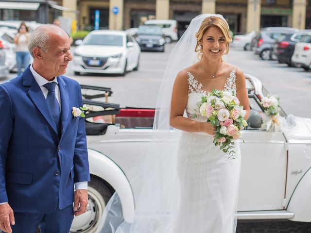 Il matrimonio di Fabio e Sabrina a Montegioco, Alessandria 31