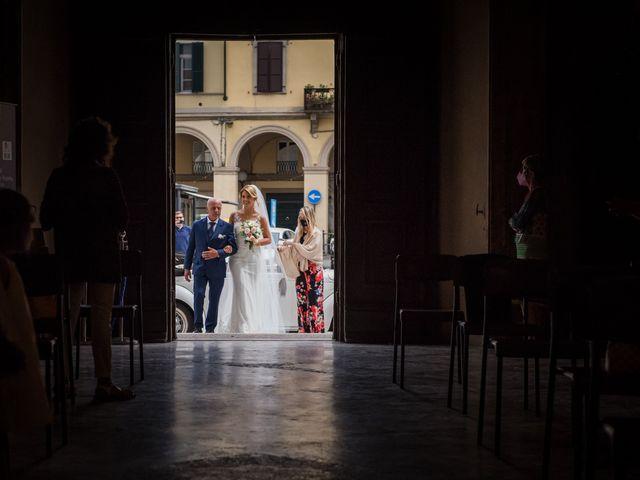Il matrimonio di Fabio e Sabrina a Montegioco, Alessandria 33
