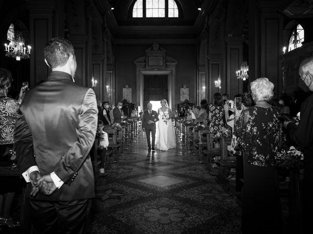 Il matrimonio di Fabio e Sabrina a Montegioco, Alessandria 35
