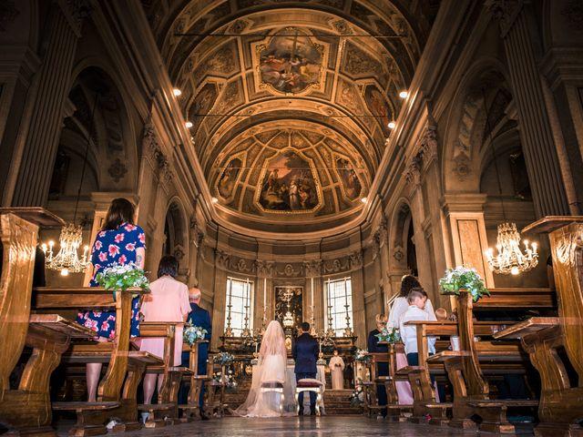 Il matrimonio di Fabio e Sabrina a Montegioco, Alessandria 37