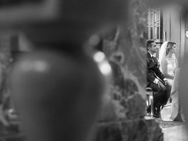 Il matrimonio di Fabio e Sabrina a Montegioco, Alessandria 38