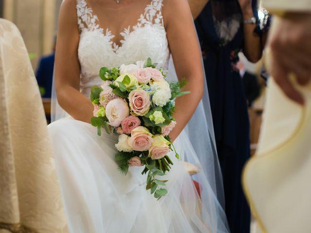 Il matrimonio di Fabio e Sabrina a Montegioco, Alessandria 39