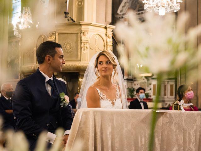 Il matrimonio di Fabio e Sabrina a Montegioco, Alessandria 1