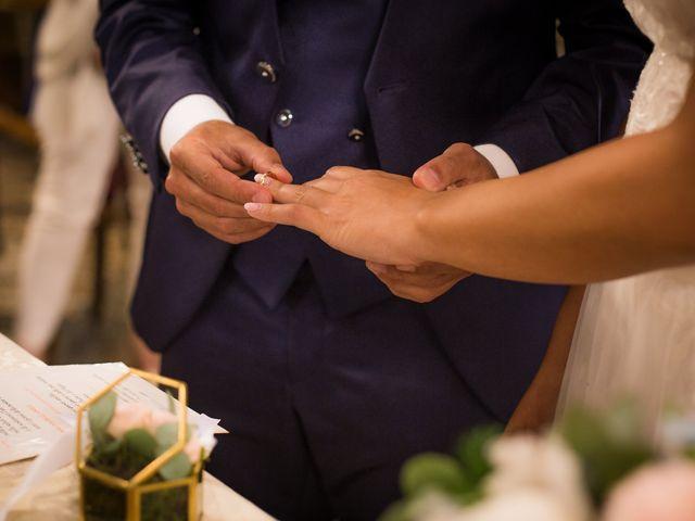 Il matrimonio di Fabio e Sabrina a Montegioco, Alessandria 40