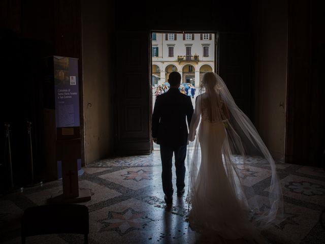 Il matrimonio di Fabio e Sabrina a Montegioco, Alessandria 43