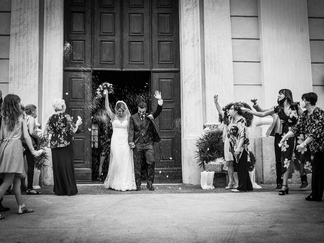 Il matrimonio di Fabio e Sabrina a Montegioco, Alessandria 45