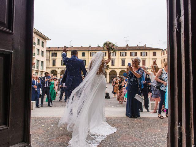Il matrimonio di Fabio e Sabrina a Montegioco, Alessandria 46