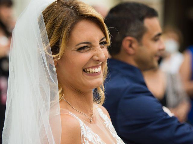 Il matrimonio di Fabio e Sabrina a Montegioco, Alessandria 47