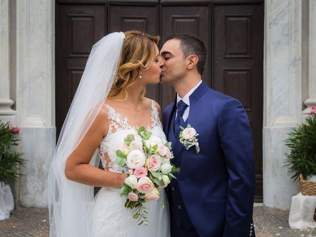 Il matrimonio di Fabio e Sabrina a Montegioco, Alessandria 49