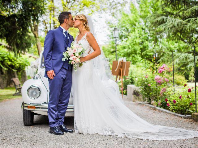 Il matrimonio di Fabio e Sabrina a Montegioco, Alessandria 2