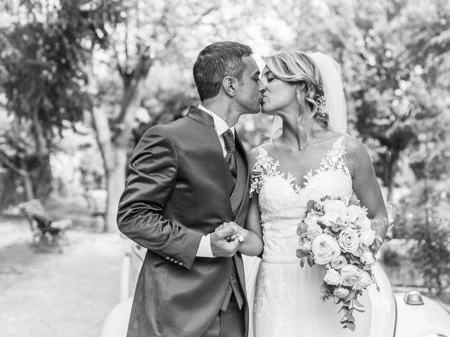 Il matrimonio di Fabio e Sabrina a Montegioco, Alessandria 56