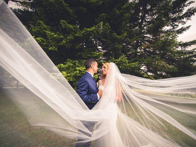 Il matrimonio di Fabio e Sabrina a Montegioco, Alessandria 58
