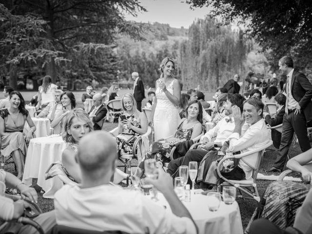 Il matrimonio di Fabio e Sabrina a Montegioco, Alessandria 59