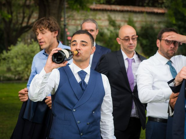 Il matrimonio di Fabio e Sabrina a Montegioco, Alessandria 62