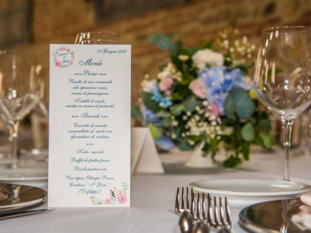 Il matrimonio di Fabio e Sabrina a Montegioco, Alessandria 65