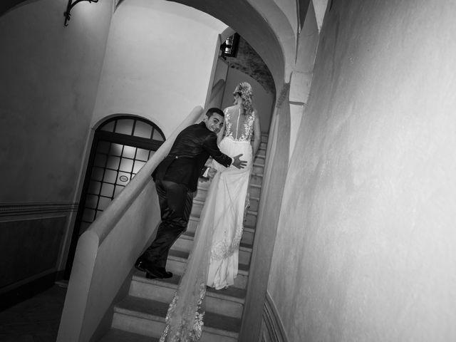 Il matrimonio di Fabio e Sabrina a Montegioco, Alessandria 66