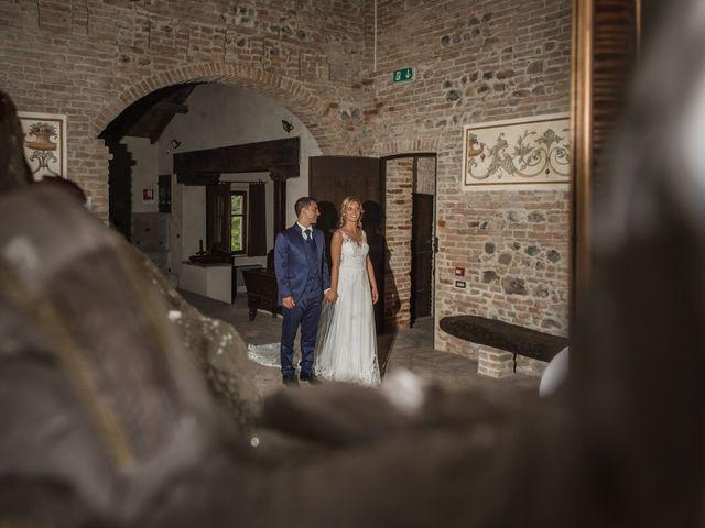 Il matrimonio di Fabio e Sabrina a Montegioco, Alessandria 67
