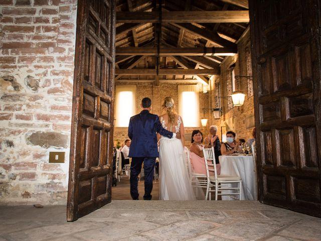 Il matrimonio di Fabio e Sabrina a Montegioco, Alessandria 68