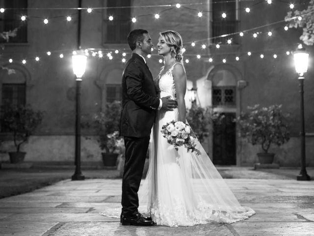 Il matrimonio di Fabio e Sabrina a Montegioco, Alessandria 70