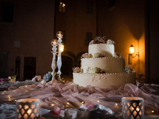 Il matrimonio di Fabio e Sabrina a Montegioco, Alessandria 74
