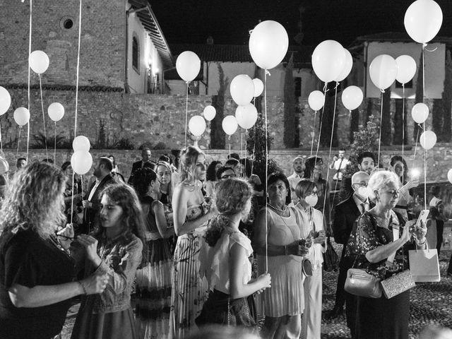Il matrimonio di Fabio e Sabrina a Montegioco, Alessandria 76