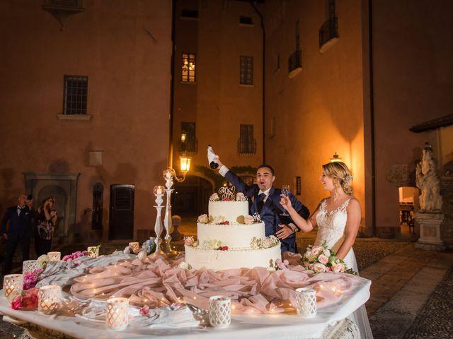 Il matrimonio di Fabio e Sabrina a Montegioco, Alessandria 78