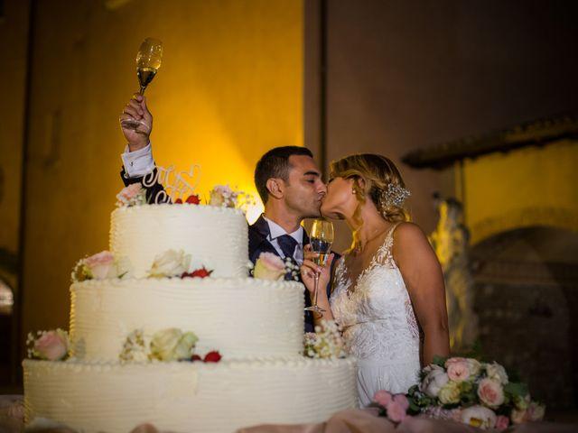 Il matrimonio di Fabio e Sabrina a Montegioco, Alessandria 81
