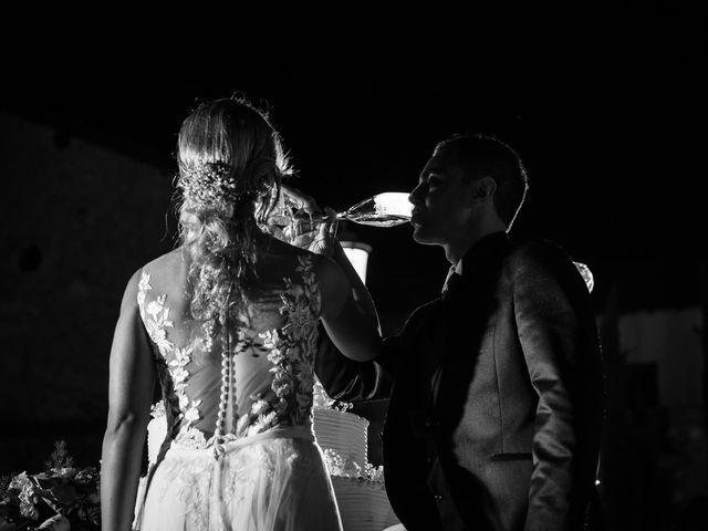 Il matrimonio di Fabio e Sabrina a Montegioco, Alessandria 82