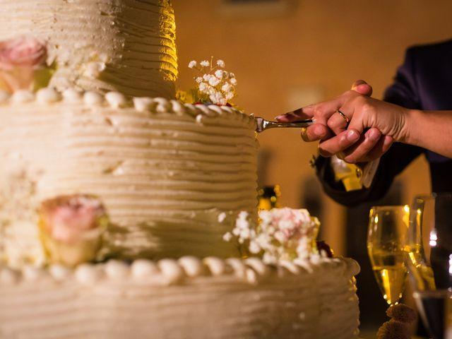 Il matrimonio di Fabio e Sabrina a Montegioco, Alessandria 83