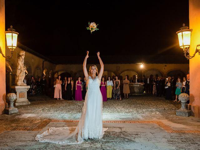Il matrimonio di Fabio e Sabrina a Montegioco, Alessandria 85