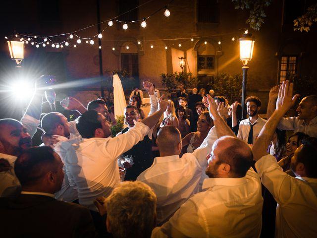Il matrimonio di Fabio e Sabrina a Montegioco, Alessandria 97