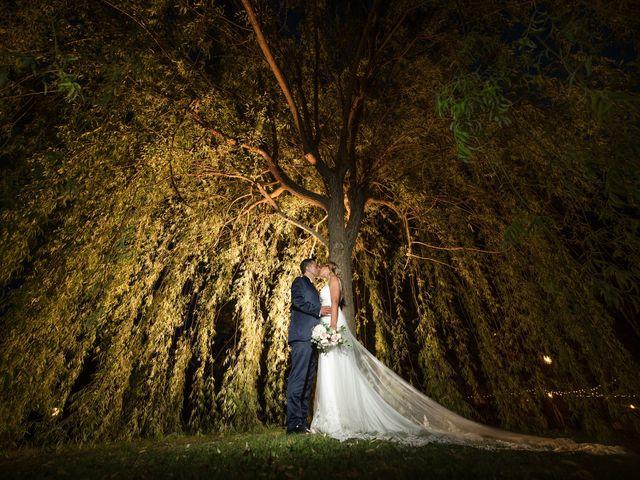 Il matrimonio di Fabio e Sabrina a Montegioco, Alessandria 98