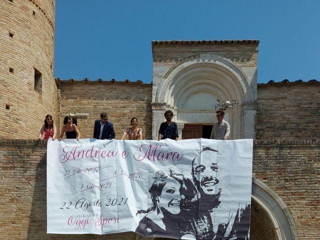 Il matrimonio di Andrea e Mara a Corridonia, Macerata 6