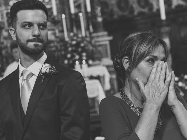 Il matrimonio di Corrado e Giulia a Roma, Roma 9