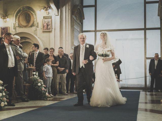 Il matrimonio di Corrado e Giulia a Roma, Roma 10