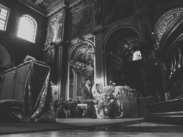 Il matrimonio di Corrado e Giulia a Roma, Roma 12