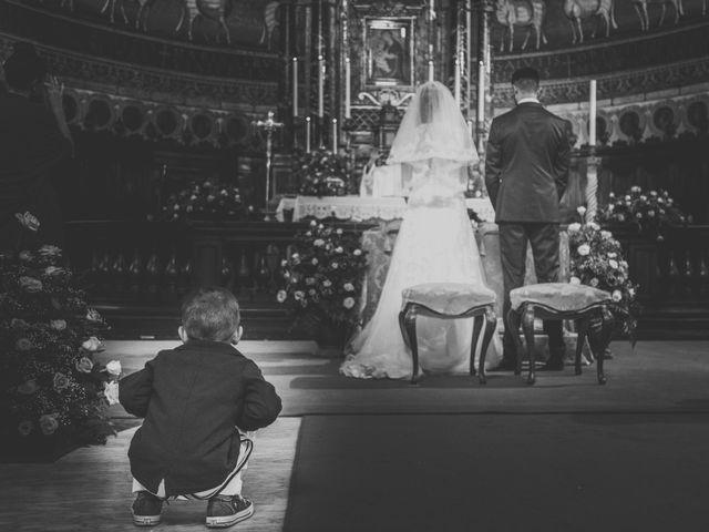 Il matrimonio di Corrado e Giulia a Roma, Roma 15