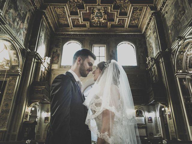 Il matrimonio di Corrado e Giulia a Roma, Roma 16
