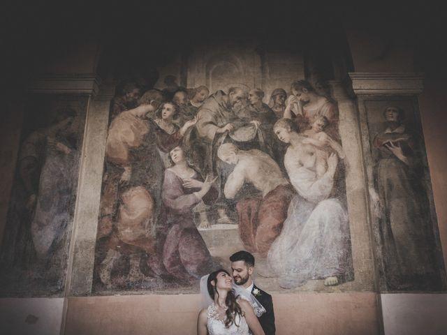 Il matrimonio di Corrado e Giulia a Roma, Roma 17