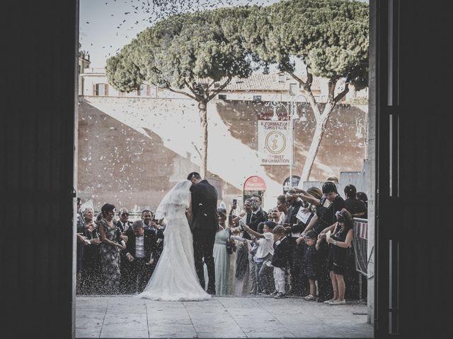 Il matrimonio di Corrado e Giulia a Roma, Roma 18