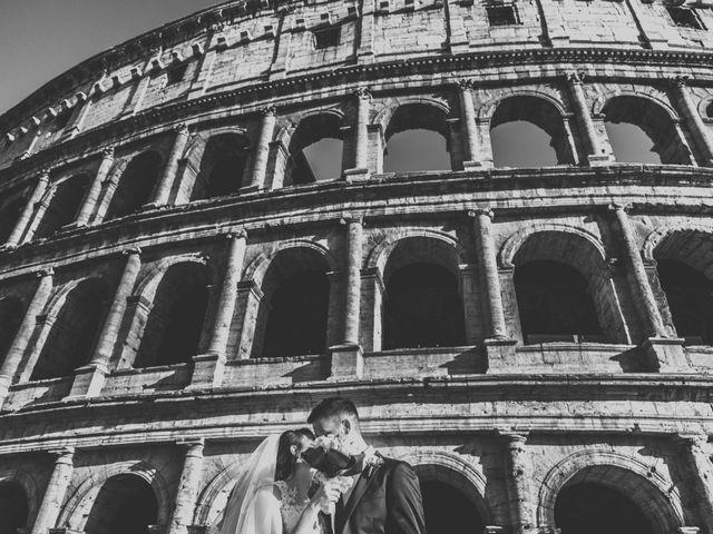 Il matrimonio di Corrado e Giulia a Roma, Roma 19