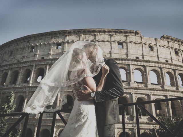 Il matrimonio di Corrado e Giulia a Roma, Roma 20
