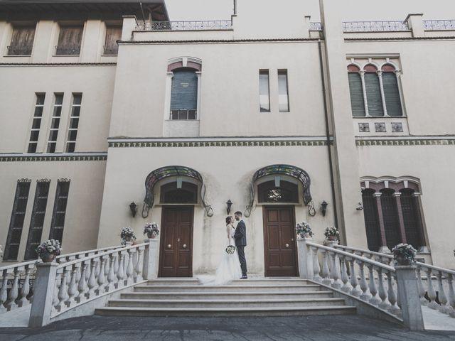 Il matrimonio di Corrado e Giulia a Roma, Roma 24