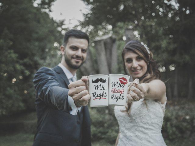 Il matrimonio di Corrado e Giulia a Roma, Roma 25