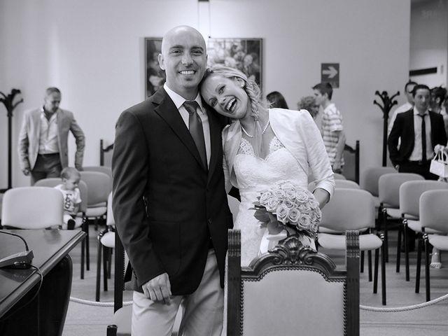 Il matrimonio di Luca e Alessia a Casorate Sempione, Varese 6