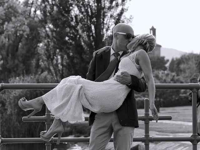 Il matrimonio di Luca e Alessia a Casorate Sempione, Varese 8