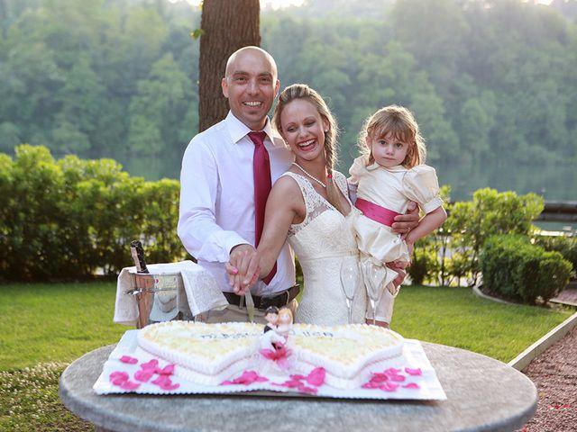 Il matrimonio di Luca e Alessia a Casorate Sempione, Varese 12