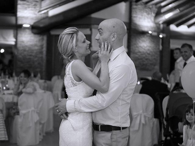 Il matrimonio di Luca e Alessia a Casorate Sempione, Varese 15