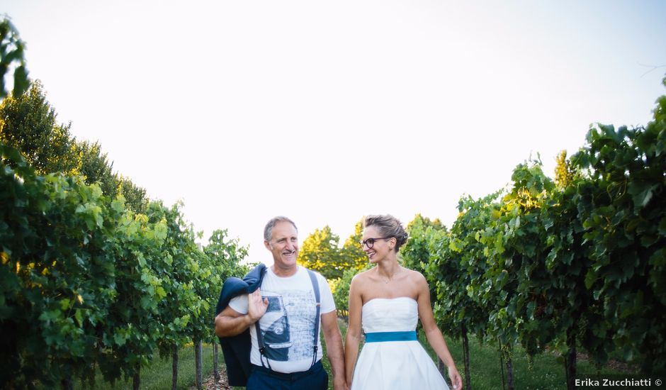 Il matrimonio di Gianluca e Sara a Chiopris-Viscone, Udine