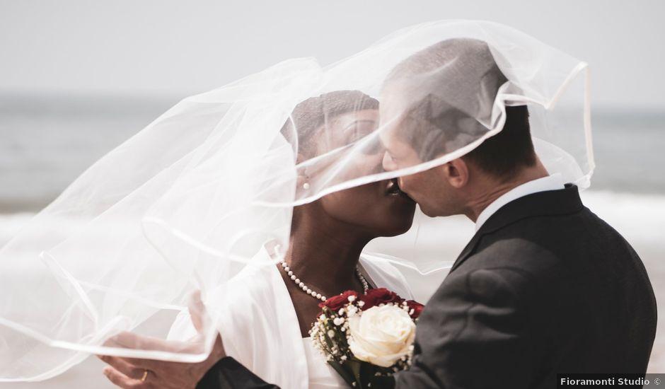 Il matrimonio di Daniele e Elodie a Pomezia, Roma